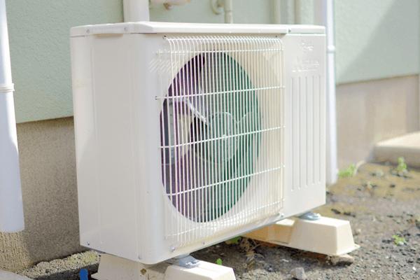 エアコンの室外機が動かない
